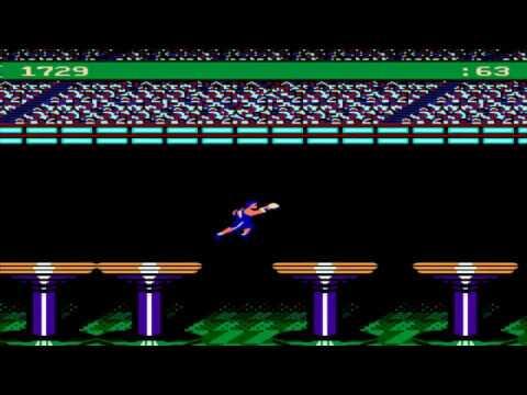 American Gladiators NES - Прохождение (Американские Гладиаторы Денди, Dendy - Walkthrough)