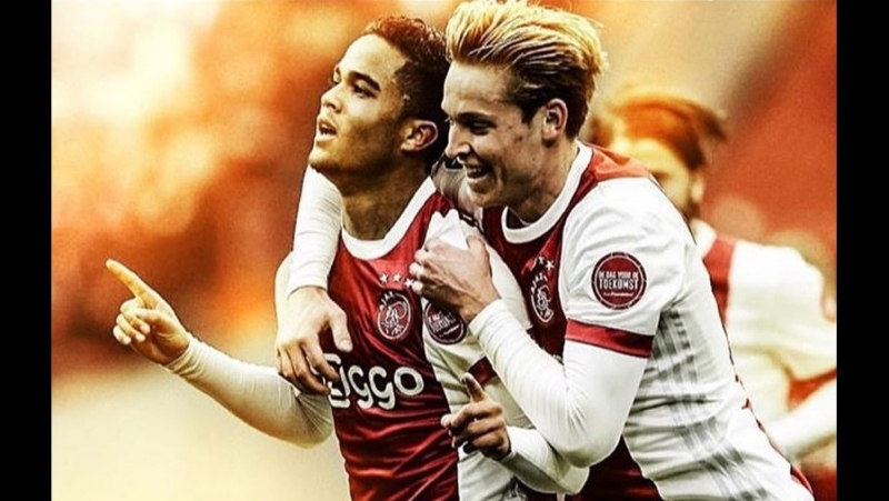 Justin Kluivert ● GOALS AND SKILLS ● 2017 2018 HD