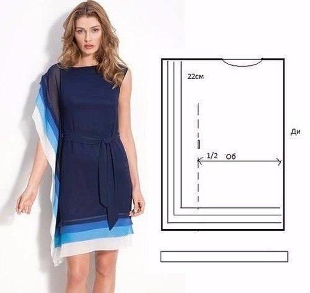платьев выкройки бесплатно простые
