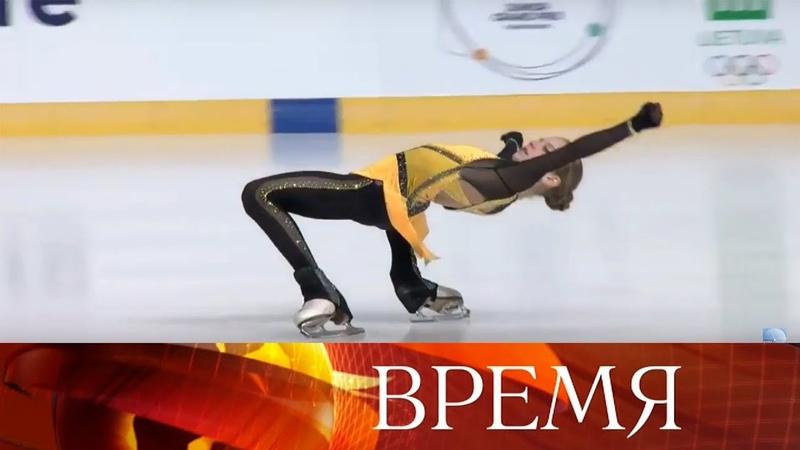 Выступление российской фигуристки Александры Трусовой стало мировой сенсацией.