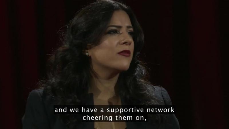 Reshma Saujani — Teach girls bravery, not perfection | TED