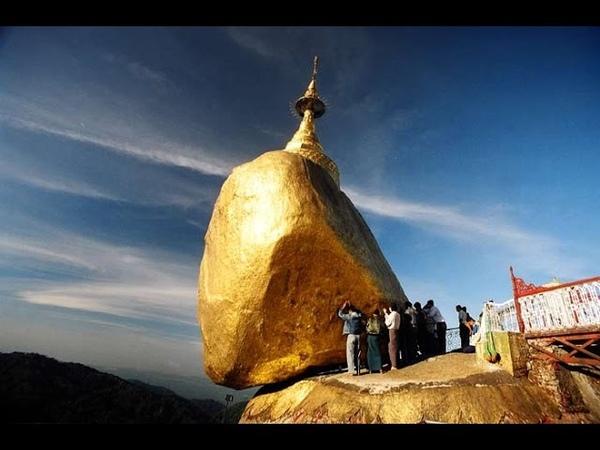 Мьянма Бирма Страна тысячи храмов