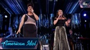 Ada Vox Lea Michele Sing Defying Gravity from Wicked - Top 24 Duets - American Idol 2018 on ABC