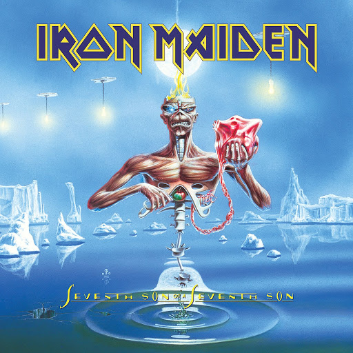 Iron Maiden альбом Seventh Son Of A Seventh Son (2015 Remaster)
