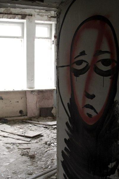 Пермь. Заброшенная больница