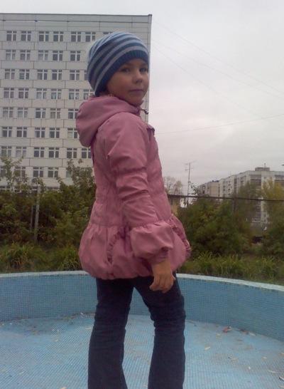 Анастасия Никитина, 6 мая , Чайковский, id221677722