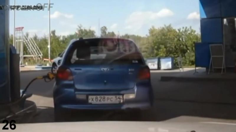 Невероятные идиоты за рулем 2017 Дураки на дорогах и безумные водители на наших дорогах 80
