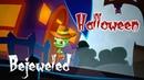 Halloween - Игра Bejeweled Blitz - короткие мультики для детей