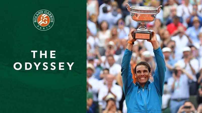 THE ODYSSEY | Roland-Garros 2019