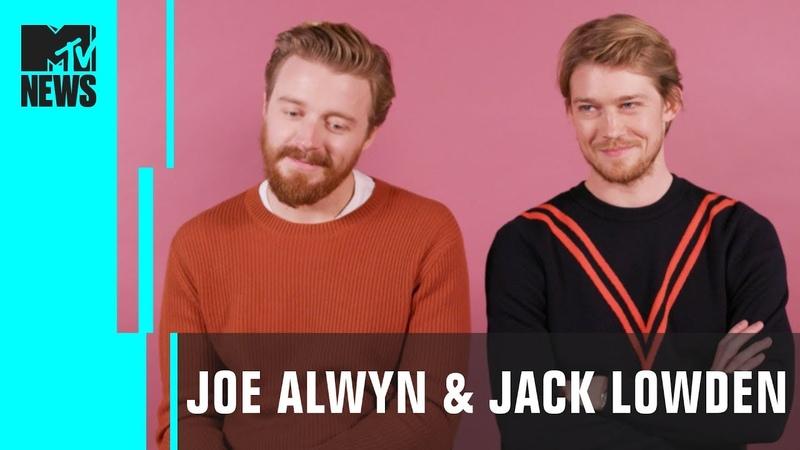 Mary Queen of Scots 👑 Joe Alwyn Jack Lowden on Powerful Women Useless Men | MTV News