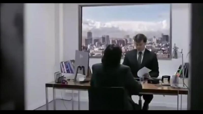 Вирусная реклама LG_ конец света во время собеседования