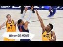 OKC Thunder vs Utah Jazz - Full Game Highlights | Game 6 | April 27 , 2018 | NBA Playoffs