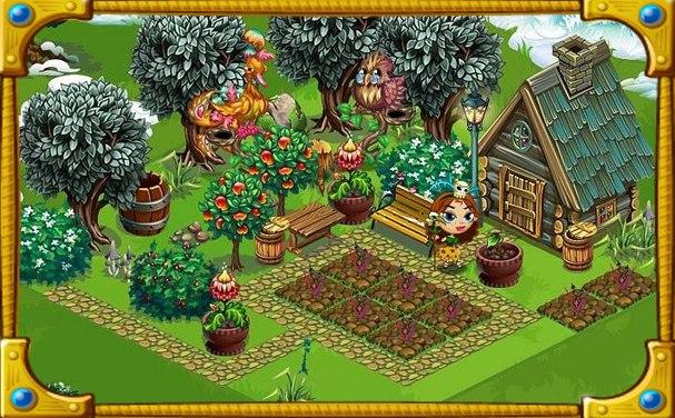 волшебная ферма игра скачать