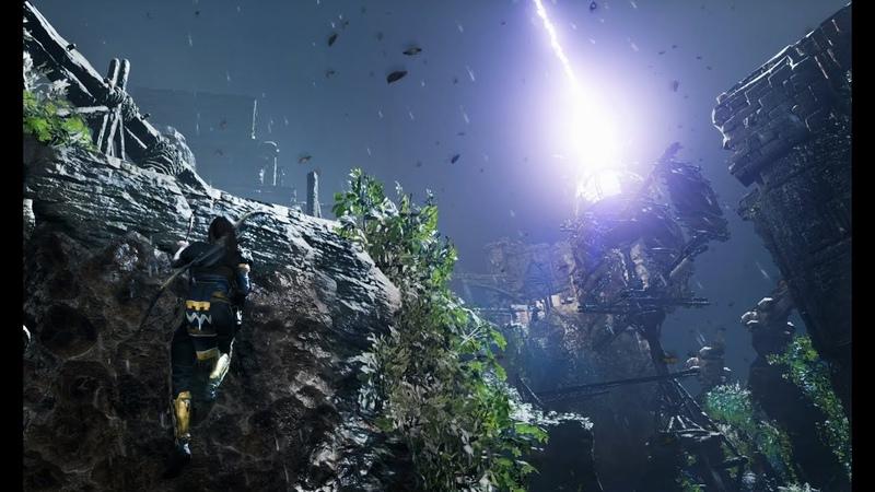 Shadow of the Tomb Raider - Adventure Awaits [NR]