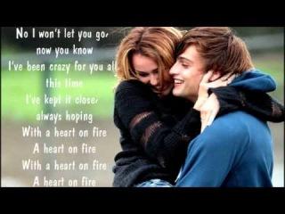 Heart On Fire - Jonathan Clay (LOL)