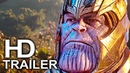 AVENGERS 4 ENDGAME Thanos Won Trailer NEW 2019 Marvel Superhero Movie HD