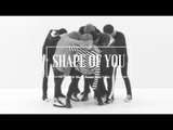 BTS- Shape of you Ed Sheeran (Kpop vs Pop)