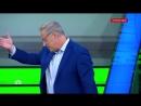 Украинский эксперт взбесил Норкина в прямом эфире. Норкин не выдержал. НТВ 11.09.2018