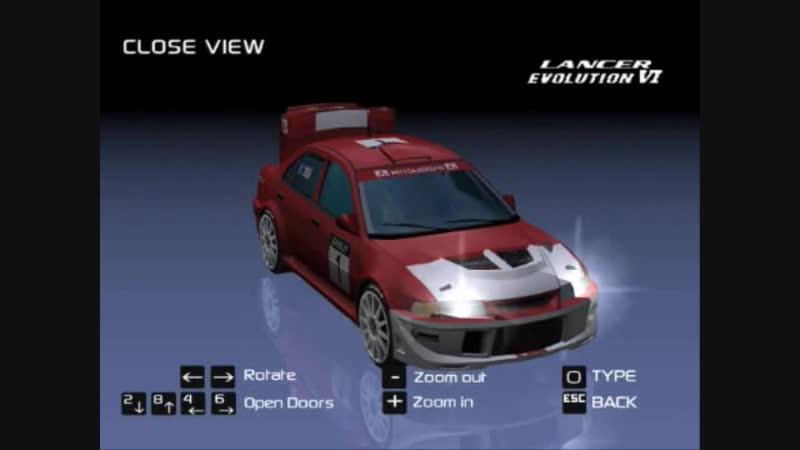 V-Rally 3 - 1.6 - Ралли Англии и Швеции(финал) и готовка к 2.0 и выигрыш Эво 6