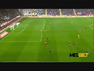 Кудряшов забил в дебютном матче за «Истанбул»