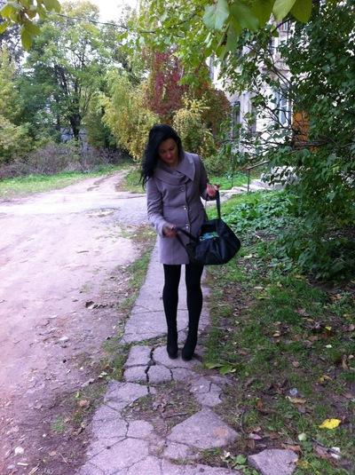 Анна Соловьёва, 20 марта 1993, Смоленск, id132301123