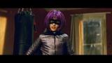 Kick Ass - Hit Girl First Scene (1080p)