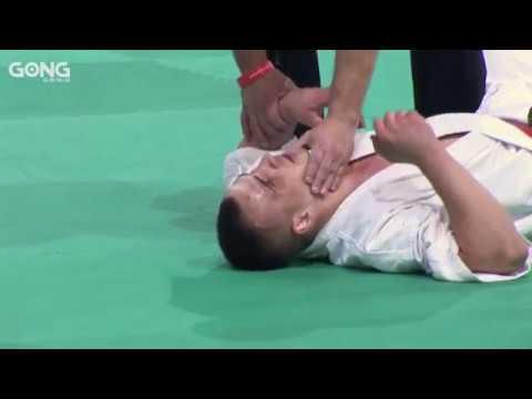 Combat Kyokushin - Mirel vs Moczydlowski