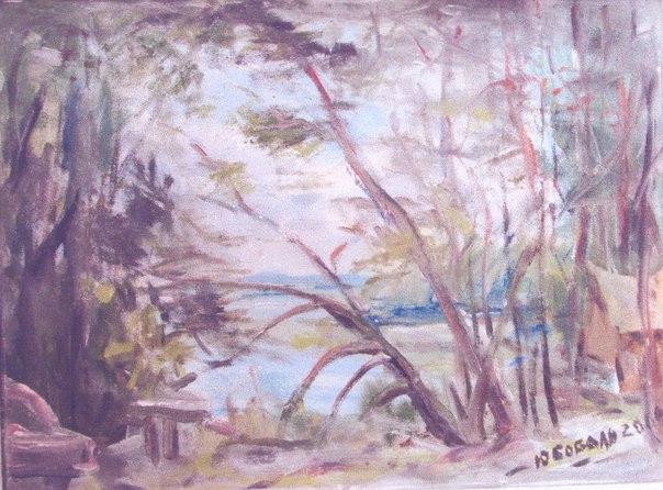 Виставка Георгія Бобаля «Закарпатська рапсодія» у ДХМ