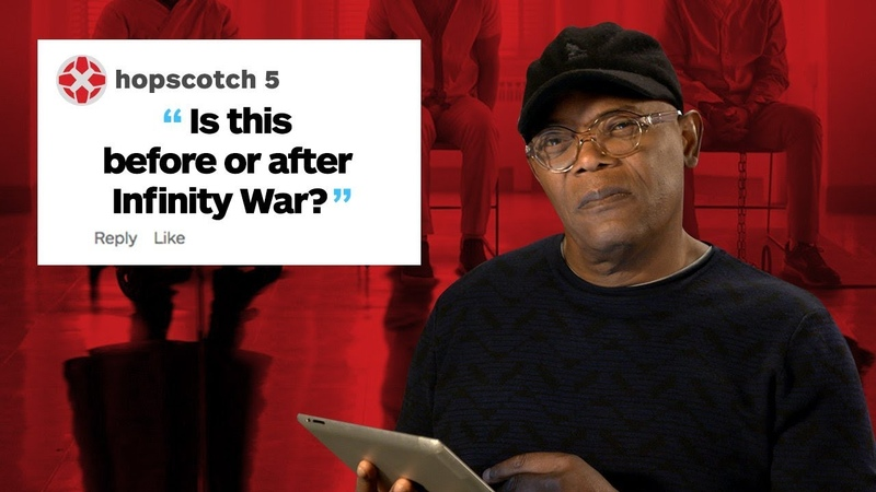 Samuel L Jackson Responds to IGN Comments