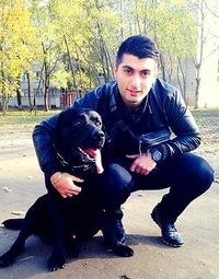 Имран Закарияев, 26 ноября , Санкт-Петербург, id153617235