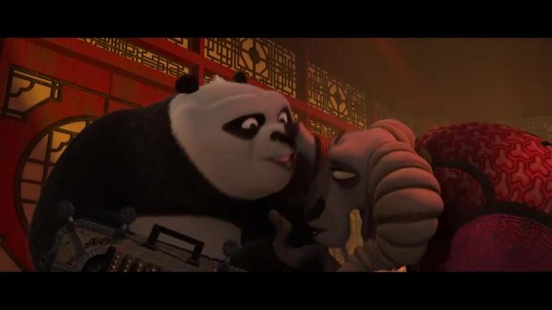 Кунг фу Панда 2 2011 720 720p
