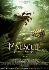 Minuscule - La vallée des fourmis perdues (2013) - Subtitulada