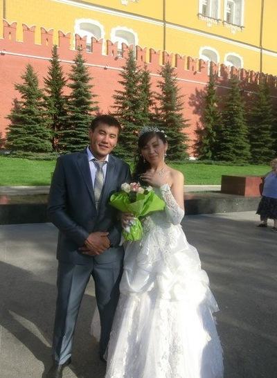 Гульнара Курманбекова, 31 января , Москва, id178816234