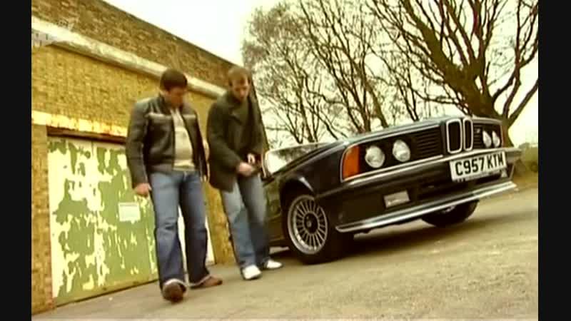 WD 44 BMW 635 CSi