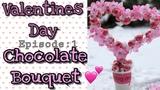 Valentines Day chocolate Bouquet   Chocolate Day Gift   Payal Bhalani   bee kreativee   episod 1