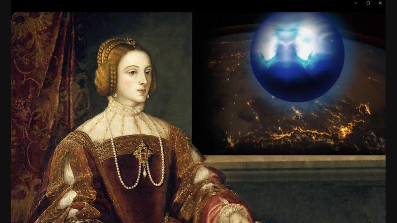 Фантазии на тему «Живой портрет» Семянникова Мария