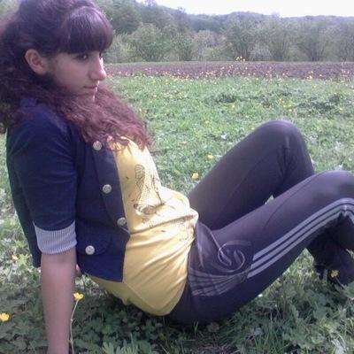 Диана Беридзе, 21 июля 1998, Апшеронск, id208543182