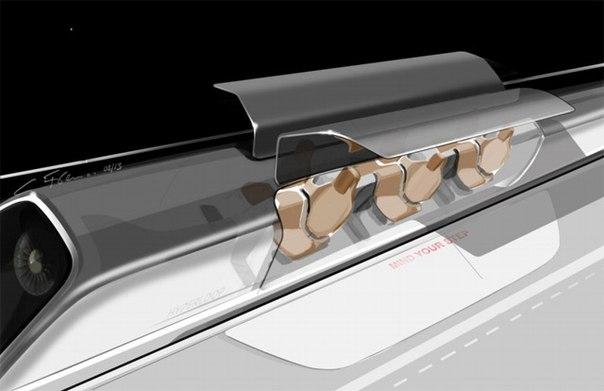 Опубликованы технические спецификации проекта Hyperloop   Сегодня изобретатель и предприниматель Элон Маск,...
