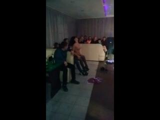 Женский стриптиз в клубе Пятница на Титова 198