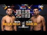UFC FN 133 Mark De La Rosa VS Elias Garcia