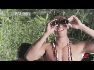 DSQUARED2 Spring Summer 2014 Menswear Collection Backstage Milan HD by Fashion Channel