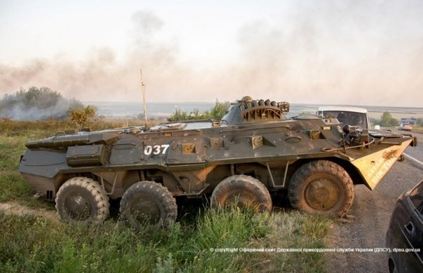Ночью авиация сил АТО совершила несколько боевых вылетов: уничтожены БТР и 3 грузовика с боевиками - Цензор.НЕТ 2188