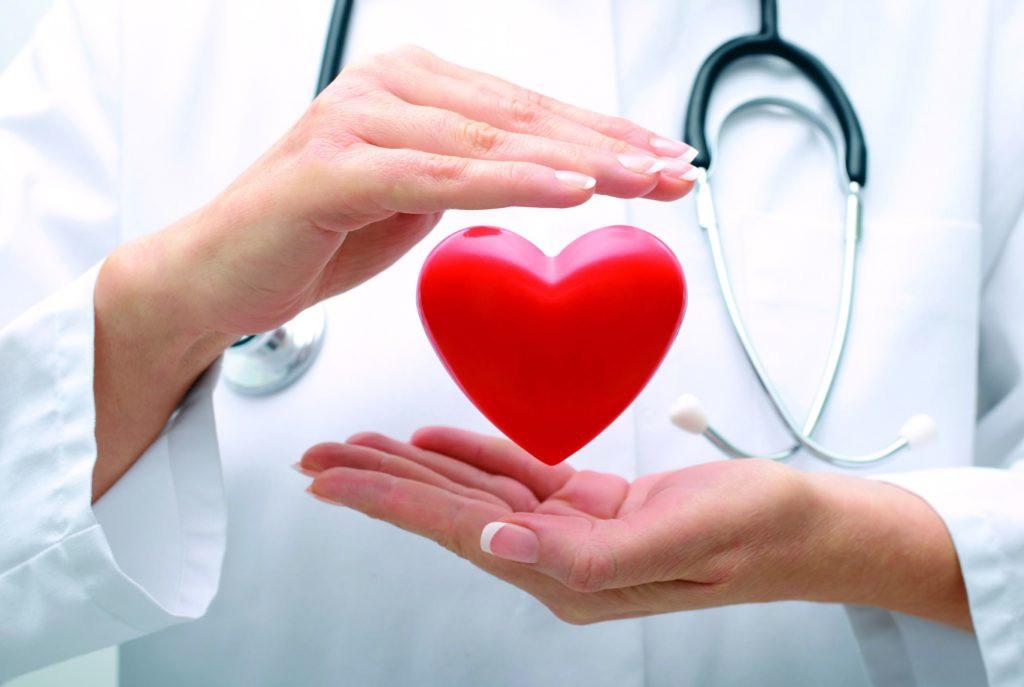 Поздравление, открытка с днем кардиолога