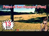 13 Km Vincenzo Vitali, 16.02.2019 Parco di San Rossore (Pisa)