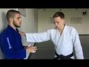 выпуск 4 зацеп изнутри ouchi gari Уроки ДЗЮДО для BJJ Ronin Family edition bjf judo bjf нашилюди bjjfreaks TV
