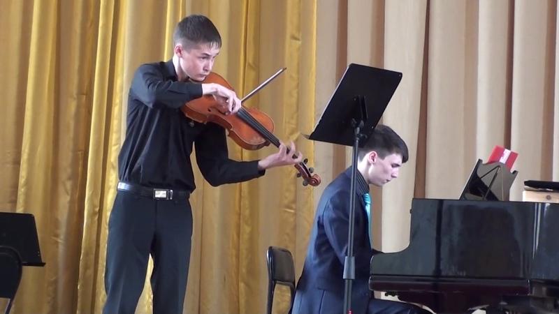 Камиль Сен-Санс - Соната для Виолончели и Фортепиано №1 c-moll (Op. 32)