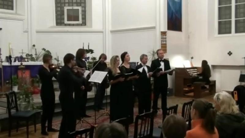 4 J. S. Bach - Christ lag in Todesbanden, BWV 4 - Ensemble Bach-consort