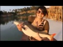 Супер приколы. Девушки на рыбалке.