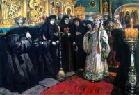 День памяти. Василий Суриков