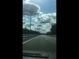 По дороге с облаками)))